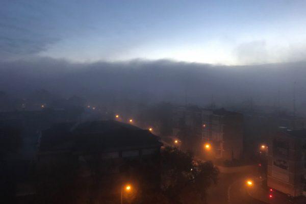 Determinación (o de niebla, luces y casualidades)